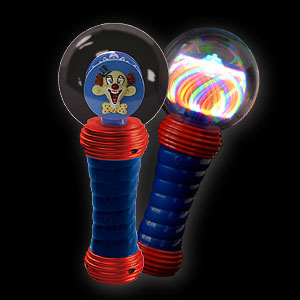 579-056 LED ORBIT DOODLER CLOWN